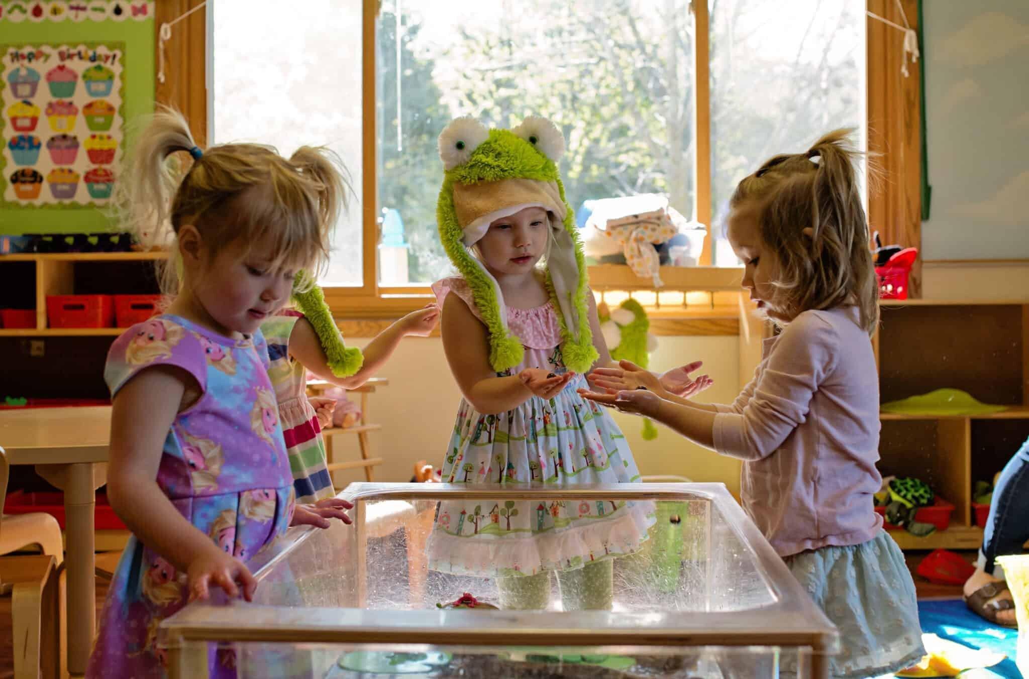 Where Preschoolers Play, Learn and Grow